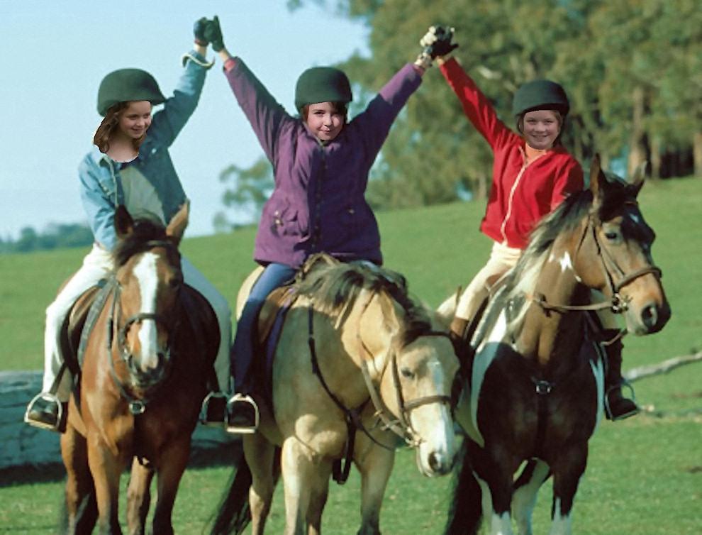 Saddle club the movie
